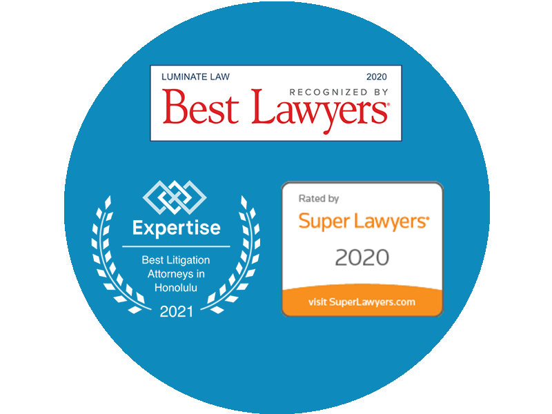 Luminate Law Expertise
